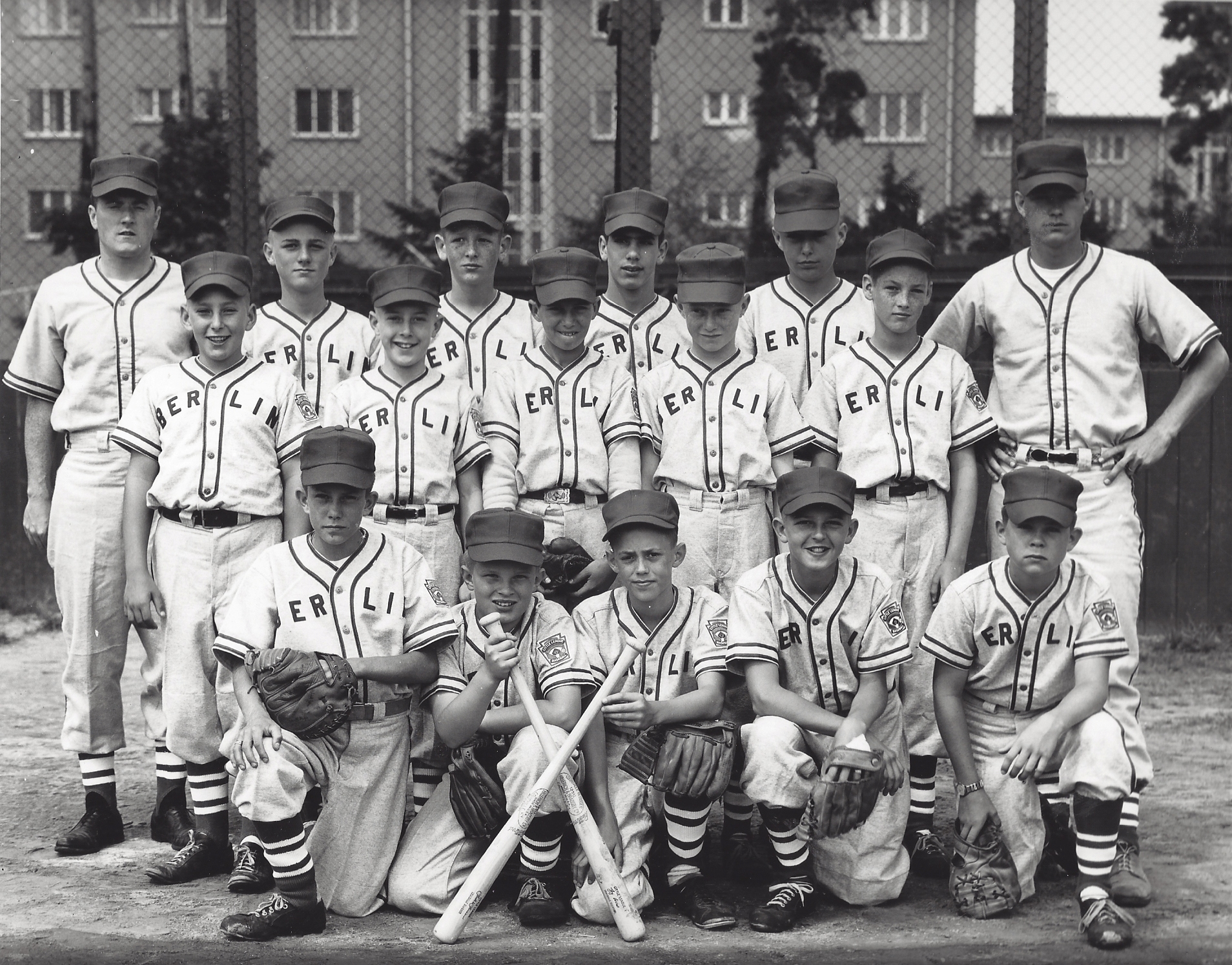 *Little League World Series Team Europe- Berlin All Stars*